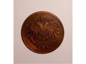 1 moneta spicciola regno lombardo veneto