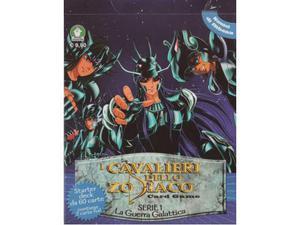 Carte lotto cavalieri dello zodiaco nemici di Athena