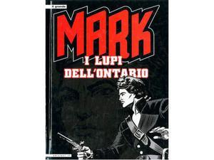 Cartonato comandante mark edizioni if n.1 - nuovo