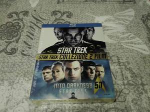 Cofanetto 2 film Star Trek in blu ray