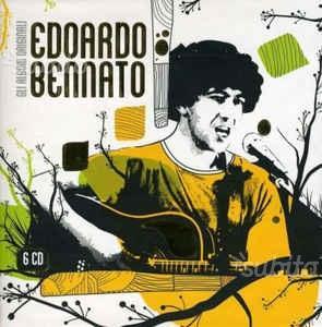 Cofanetto 6 CD Edoardo Bennato