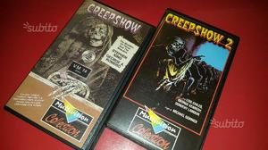 Crepshow lotto vhs vintage anni 80 horror