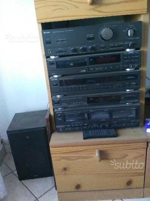 Impianto stereo da casa technics posot class - Impianto stereo per casa bose ...