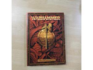 Libro warhammer il gioco delle battaglie fantasy
