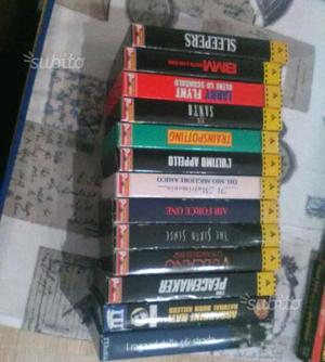 Lotto 13 vhs inserti trainspotting e altri