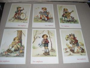 Lotto 48 cartoline mariapia anni '50 - ottime
