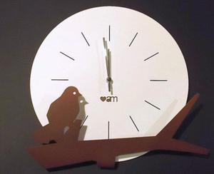 Orologio da parete in metallo, Arti & Mestieri - Nuovo