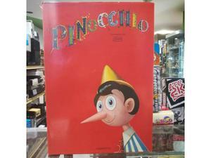 Pinocchio illustrato da scapinelli -