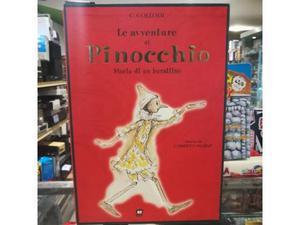 Pinocchio illustrato da sgarzi - re enzo ed. -
