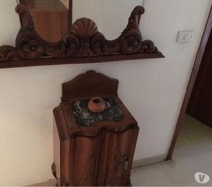 Camera matrimoniale in radica di noce posot class for Cerco camera da letto usata in regalo