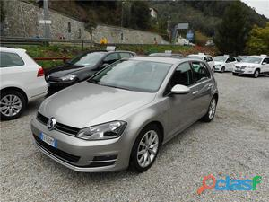 VOLKSWAGEN Golf diesel in vendita a Lerici (La Spezia)