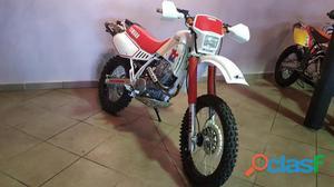 Yamaha TT 350 benzina in vendita a Orzinuovi (Brescia)