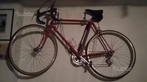Bici da corsa GIANT vintage rossa