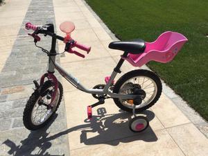 Bicicletta bimba 3-4 anni