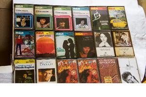 Collezione Audiocassette Claudio Baglioni