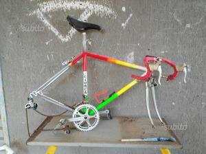 Telai bici da corsa piu accessori columbus