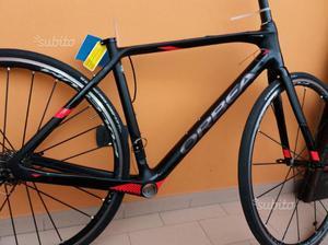 Telaio bici da corsa orbea m