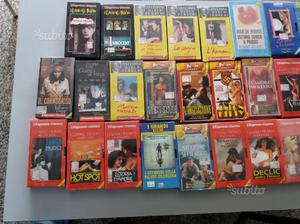 Video cassette collection