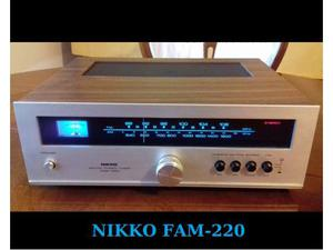 Sintonizzatore tuner Nikko FAM220
