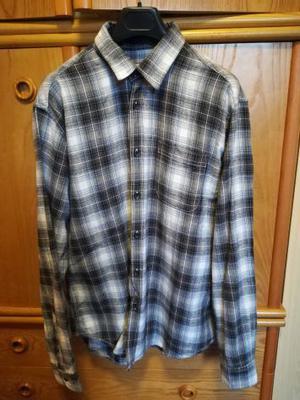 Camicia Maniche Lunghe Casual