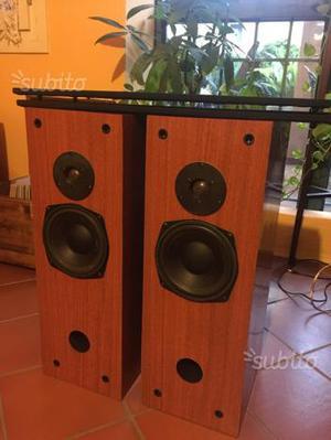 Impianto stereo linn keltik aktiv diffusori posot class - Impianto stereo per casa ...