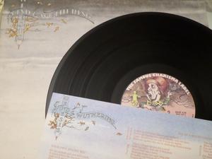 GENESIS - Wind & Wuthering - LP / 33 giri  Charisma
