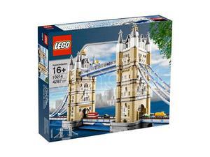 LEGO COLLEZIONISTI:TOWER BRIDGE COLLEZIONISTI - COSTRUZIONI