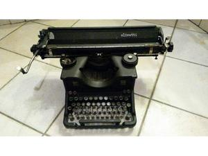 Macchina scrivere vintage Olivetti M40