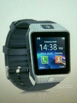 SMARTWATCH orologio compatibile iphone e Android