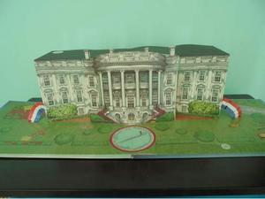 The pop-up white house del