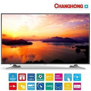 "Tv led 40"" smart wifi fullhd 40disx changong"