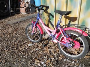 Bicicletta bambina 4 / 6 anni - ritiro in zona
