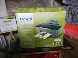 Monitor + stampante/scanner + tastiera