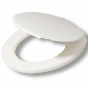 Tiger Sedile WC Softline in Termoplastica Bianco
