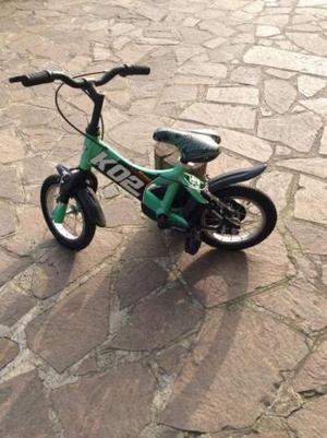 Bicicletta bimbo bambina bambino