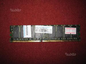 Memoria 512 Mb DDR 400