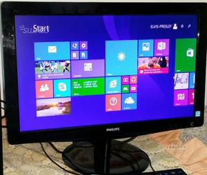 Monitor philips 19-hd schermo a led