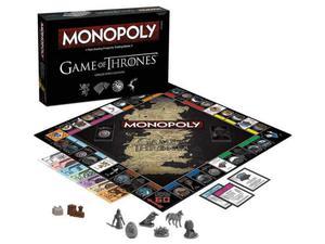 Gioco da Tavolo Monopoli Game of Thrones English Version