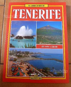 Guida di TENERIFE - Il Libro d'Oro - Ed. Bonechi