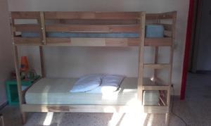 Occasione letto a castello ikea mydal posot class - Ikea letto a castello mydal ...