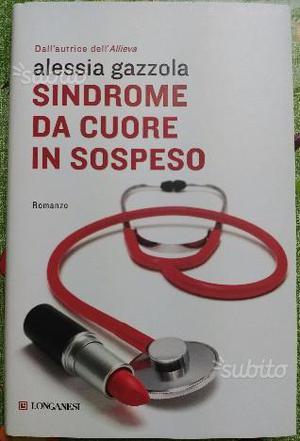 Libro SINDROME DA CUORE IN SOSPESO-Alessia Gazzola