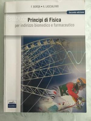 Libro principi di Fisica