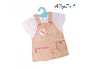 Nenuco  Nenuco Vestiti con Display Salopette