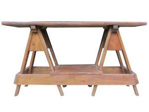 Tavolo da lavoro 240x160 cm tipo sartoria posot class - Tavolo da falegname usato ...