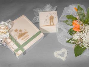 Bomboniere Matrimonio In Legno : Bomboniere scatole cestini coni e portaoggeti posot class