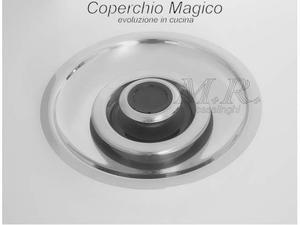 Coperchio magico 24 cm. sistema di cottura alternativo