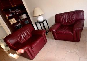 Due divani singoli