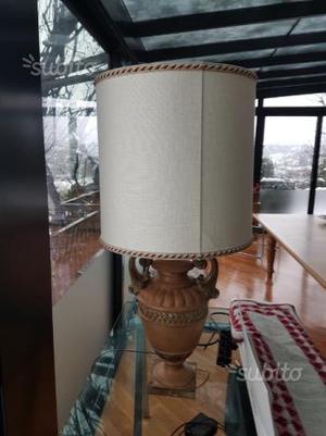 Lampada porcellana da tavolo
