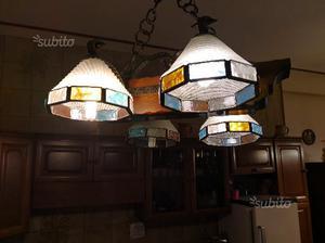 Lampadario Rustico In Ferro Battuto : Lampadari rustici in ferro battuto lampadari rustici artigianali
