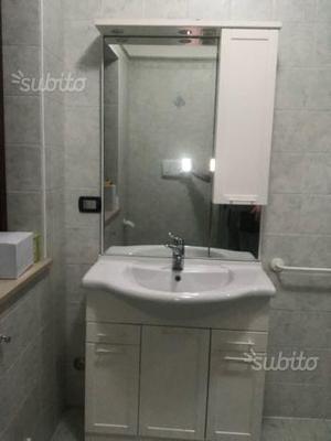 Lillangen mobile bagno contenitore a specchio posot class for Vendo mobile bagno